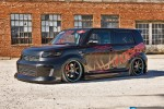 Dark Demon: Kicker's 2008 Scion xB