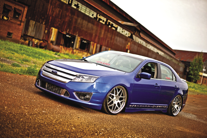 Nuclear Fusion Aaron Vaccar S 2010 Ford Fusion Sport Pasmag