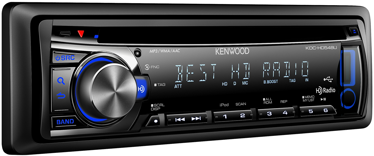 Kenwood Teams With HD Radio(tm) Alliance To Promote New Consumer Instant Rebate Program