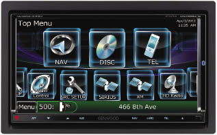 Teat Report: Kenwood DNX9980HD Navigation/Multimedia Receiver