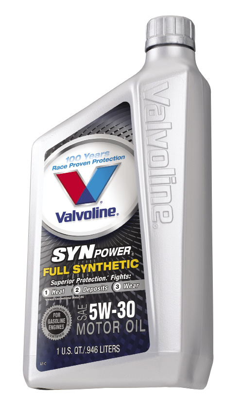 Valvoline_Synpower