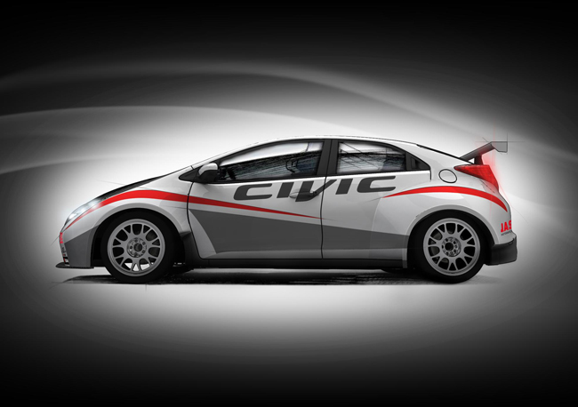 Honda Civic Enters FIA World Touring Car Championship