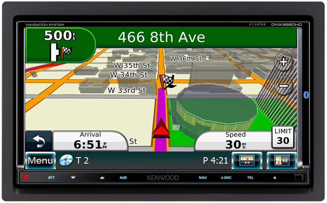 Kenwood Announces $300 Consumer Mail-In Rebate on Flagship DVD/Navigation Receiver