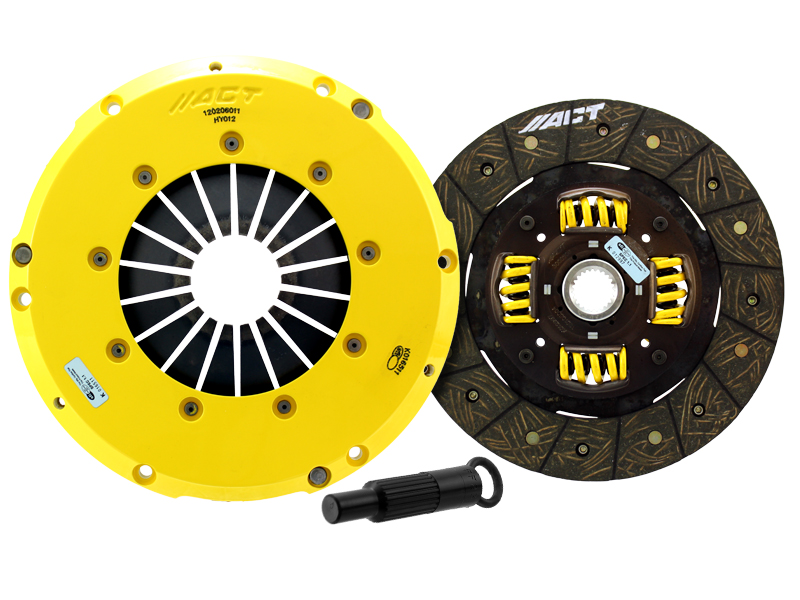 ACT Releases SFI-Approved Performance Clutch Kits for the 2010 Hyundai Genesis COUPE 2.0L Turbo