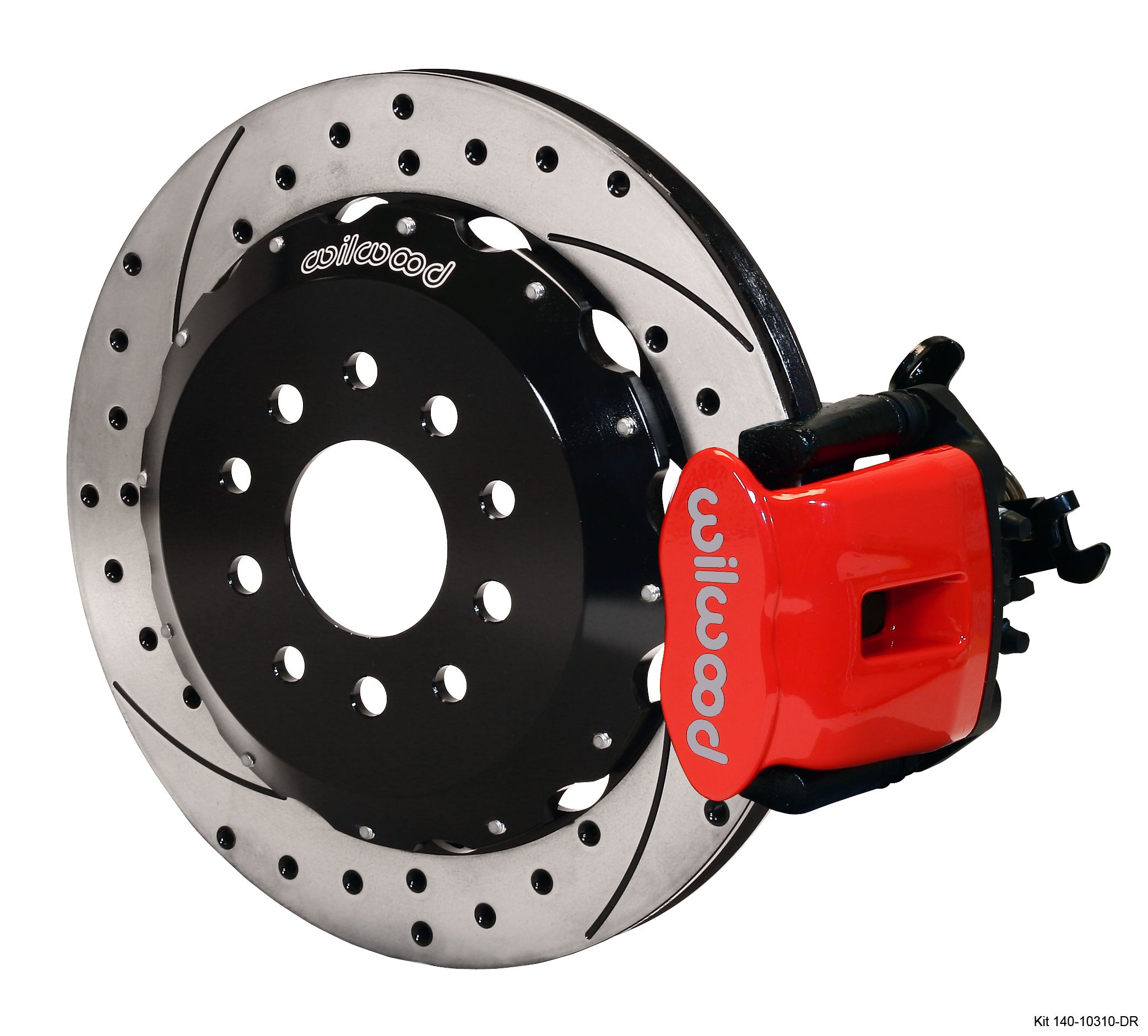 Honda S2000 Big Brake Kits from Wilwood: FRONT