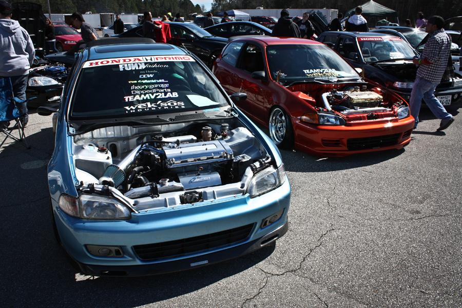 PASMAG PERFORMANCE AUTO AND SOUND Import FaceOff - Car show gainesville fl